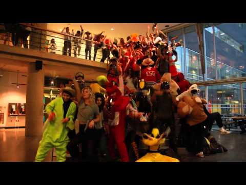 Harlem Shake Montreal ESG UQAM