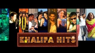 Khalifa Hits | Hindi Songs | Jukebox - EROSENTERTAINMENT