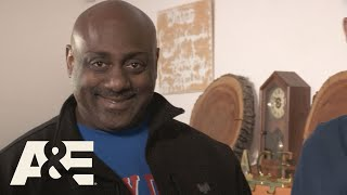 Storage Wars: Bonus - Kenny Learns About Time (Season 11) | A&E - AETV
