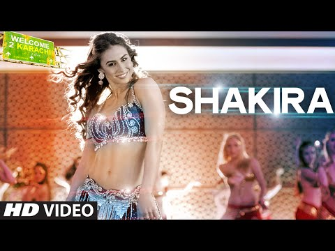 Welcome To Karachi - Shakira song