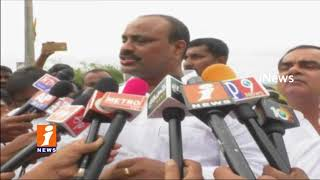 Minister Acham Naidu Inspects Damage Of Crops Over unseasonal Rains In Srikakulam | iNews - INEWS