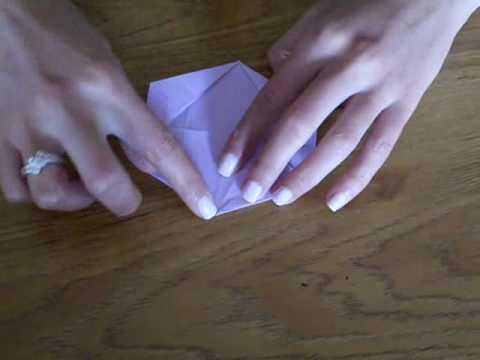 Solido dodecaedro en Origami a partir de módulos 1