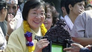 Junko Tabei, first woman to climb Everest, dead at 77 - CNN