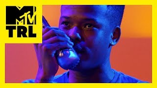 South African Rapper Nasty C Spits 'Strings & Bling' Breakfast Bars | TRL - MTV