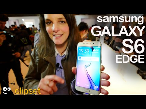 Samsung Galaxy S6 Edge preview MWC15 español