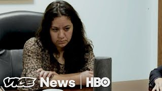 Trump Administration Forces Undocumented Teen To Wait Longer For Abortion (HBO) - VICENEWS