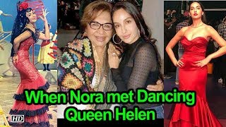 Nora Remembers, when she met Dancing Queen Helen - IANSLIVE
