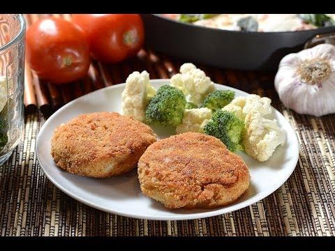 Tortitas de atún - Tuna coroquettes - Recetas de cuaresma - Como Cocinar