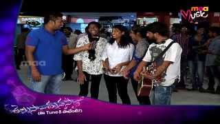 Telusa Manasa - Sing To The Tune Episode 65 - MAAMUSIC