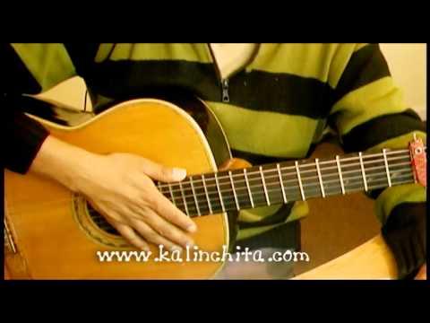 Mi gran noche - Raphael - Como tocar en guitarra