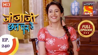 Jijaji Chhat Per Hai - Ep 240 - Full Episode - 5th December, 2018 - SABTV