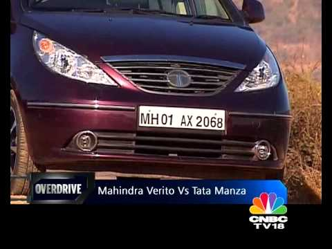 Etios vs Swift Dzire vs Manza vs Verito diesel sedan comparo - Part 1