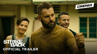 Strike Back (2019) | Official Trailer - Revolution | Cinemax - CINEMAX