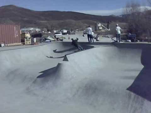 Steamboat springs Skatepark