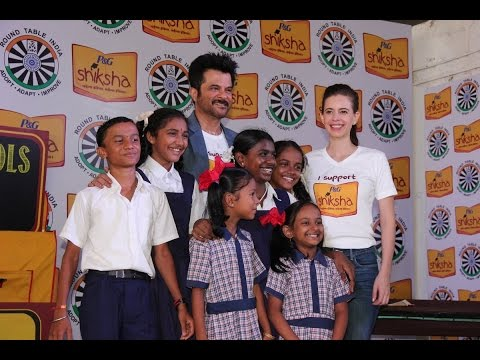 Anil Kapoor & Kalki Koechlin's Charitable Evening