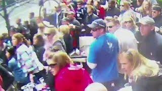 فيديو جديد يظهر لحظة انفجار ماراثون بوسطن من زاوية أخرى بين الجمهور
