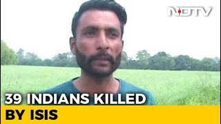 Harjit Masih Lied, Says Centre On Man Who Said He Saw 39 Indians Killed - NDTV