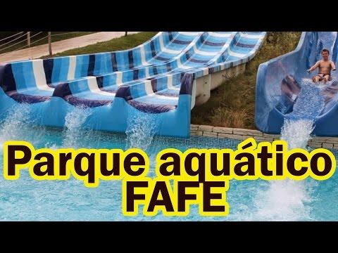 Parque aquático de Fafe - Portugal