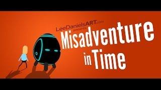 فيديو طريف: تحذير لمن يريد السفر عبر الزمن!