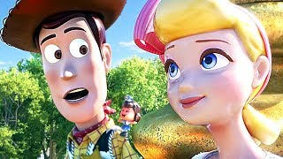 TOY STORY 4 Trailer # 2 (2019) - FILMSACTUTRAILERS