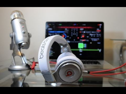 Monster Beats By Dr. Dre Pro Unboxing HD