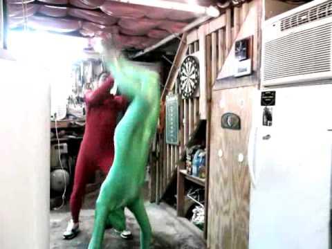 greenman handstand
