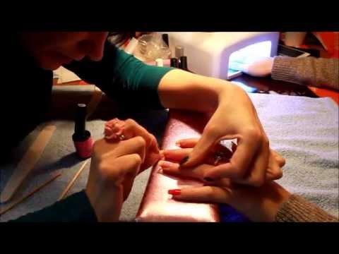 Manicure hybrydowy produktami C&C krok po kroku