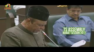 MIM Chairman Syed Ahmed Pasha Quadri Speaks On Muslim Minority Bill | TS Assembly | Mango News - MANGONEWS
