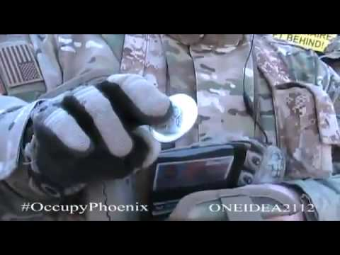  Armed Citizen Militia Shows Up At Occupy Phoenix Alex Jones Infowars There s a war on for your mind 
