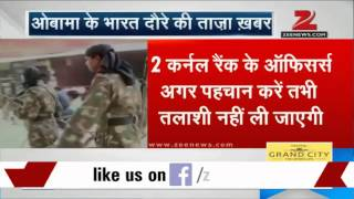US President Barack Obama cancels Agra visit: Reports - ZEENEWS