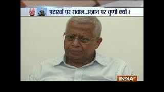 Tripura Governor Tathagata Roy compares firecracker noise with Azaan - INDIATV