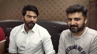 Raja Ratham Movie Launch | Arya | TFPC - TFPC