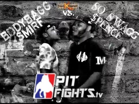 PIT FIGHTS BATTLE LEAGUE: SMIRF VS SPENCE: NO LOVE 4