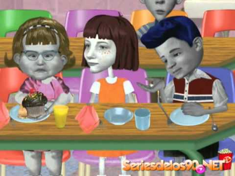 Angela Anaconda-La Sustituta - Latino