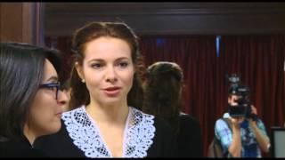Сюжет телеканала «Пятница» о кастинге в мюзикл «Анна Каренина»