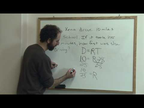 Math Lessons &amp; Study Tips : How to Solve Word Problems