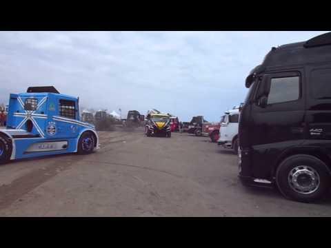 XXlll Arrancada de Caminhões Balneário Arroio do Silva.