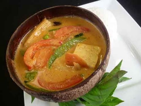 Thai Red Curry Recipe Thai Cuisine