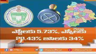 Telangana Govt Finalised Reservation In Panchayat Raj Election | iNews - INEWS