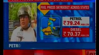 Fuel prices skyrocket to all time high; prices unchanged for 3 weeks - NEWSXLIVE