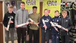 Cricket World GM Cricket Junior Performance of the Week – GM Experience day - CRICKETWORLDMEDIA