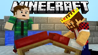 ПОТЕРЯЛИ КРОВАТЬ ДВАЖДЫ - Minecraft Bed Wars (Mini-Game)