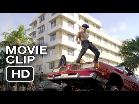 Step Up Revolution - Movie CLIP - Opening Scene (2012) HD Movie