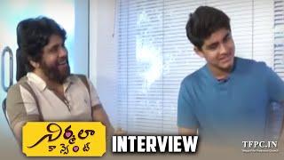 Nagarjuna and Roshan Interview About Nirmala Convent | TFPC - TFPC