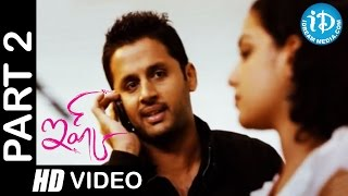 Ishq Telugu Movie Part 2 | Nithin, Nithya Menon | Anup Rubens - IDREAMMOVIES