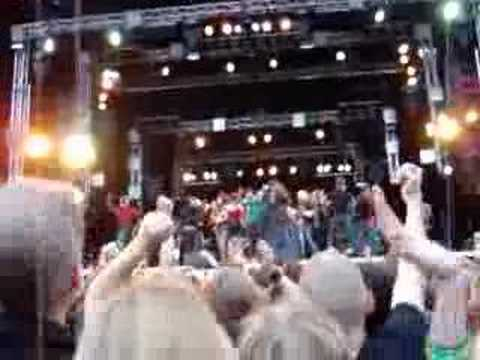 The Stooges - No Fun @ Sauna Open Air - 08.06.2006