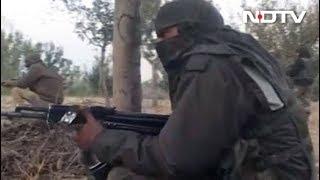 हंदवाड़ा में सुरक्षाबलों से मुठभेड़ में एक आतंकवादी मारा गया - NDTVINDIA