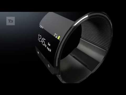 مواصفات سامسونج كلاكسي كير (ساعة و موبايل)Samsung Galaxy Gear Exclusive unoffical 3D render HD