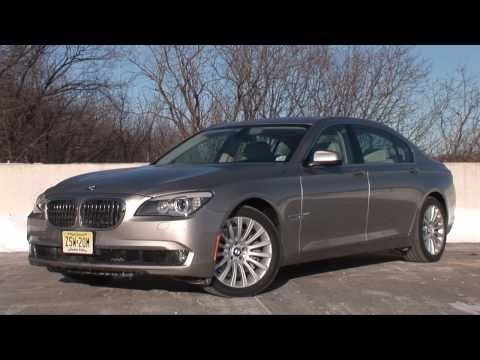 2011 BMW 750Li XDrive - Drive Time Review