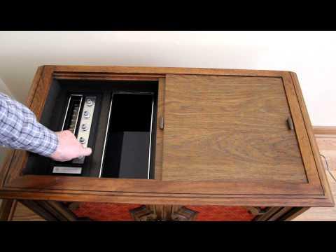 Magnavox Stereo Console 3P3323 Run 2